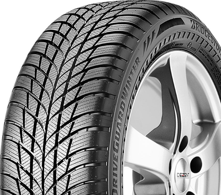 Bridgestone Zimní DriveGuard winter 205/55 R16 94 V