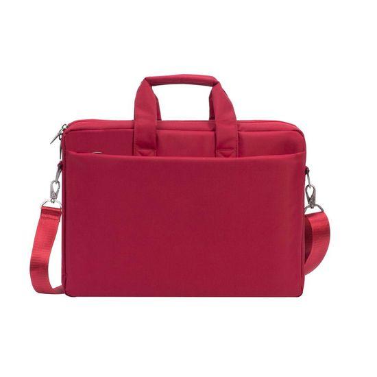 RivaCase torba 8630 za prenosnike in tablice do 39.6 cm, rdeča