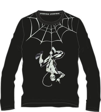 Disney by Arnetta chlapecké tričko Spiderman 98 černá