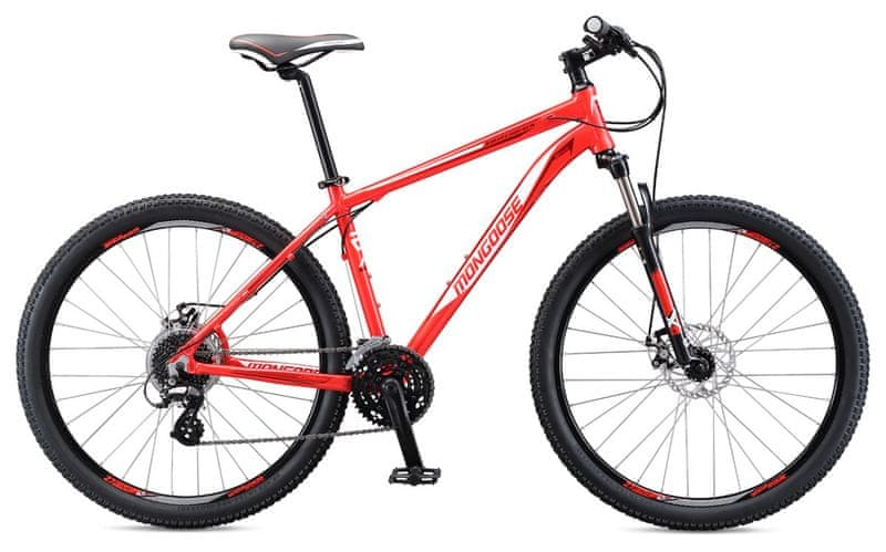 Mongoose Switchback 27,5 Comp 2018 horské kolo, vel. S