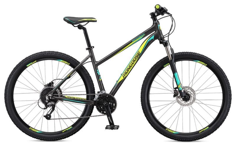 Mongoose Switchback Womens Expert 2018 horské kolo, vel. S