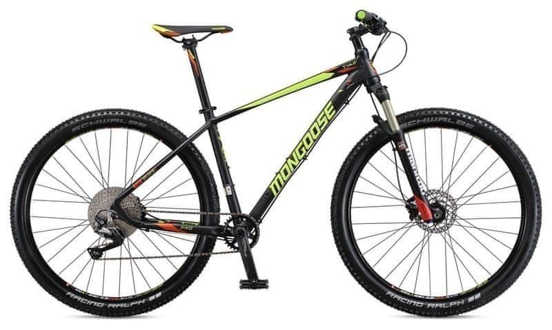 Mongoose Tyax 29 Pro 2018 horské kolo, vel. XL