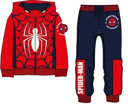 Disney by Arnetta trenirka Spiderman, crvena/plava, 104