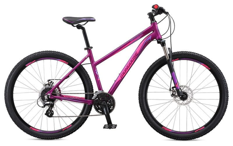 Mongoose Switchback Womens Comp 2018 horské kolo, vel. M