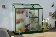 VITAVIA skleník VITAVIA IDA 1300 matné sklo 4 mm zelený