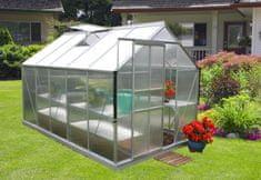 VITAVIA skleník VITAVIA TARGET 6200 PC 4 mm stříbrný