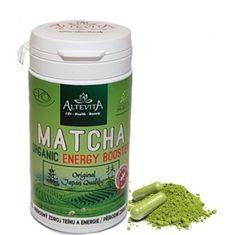 Altevita MATCHA energy Booster 80 kapsúl e895dfbc382