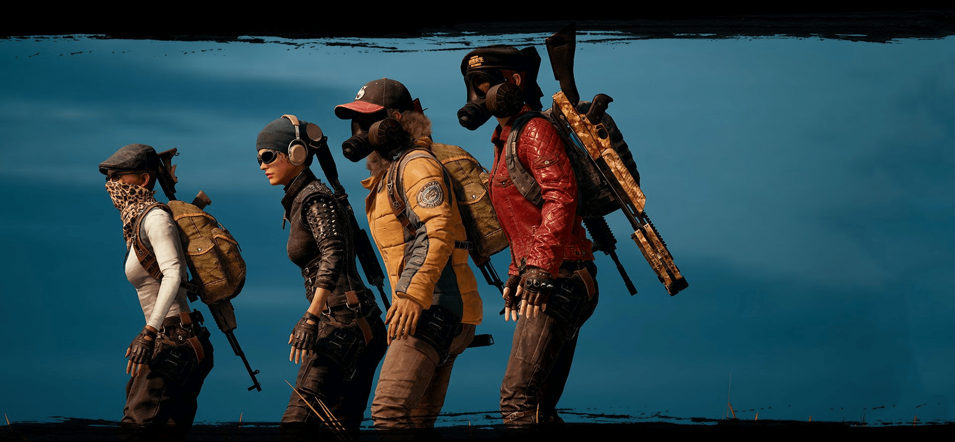 Pubg Hdr Wallpaper: Microsoft PlayerUnknown's Battlegrounds 1.0 (XBOX ONE