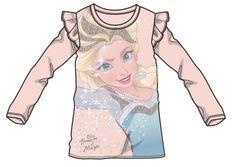 Disney by Arnetta dievčenské tričko Frozen