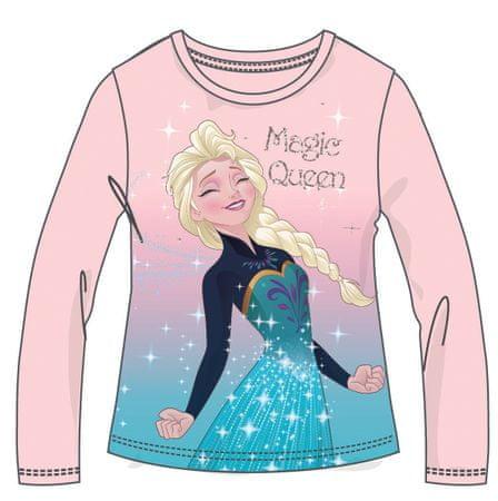 Disney by Arnetta dekliška majica Frozen, 98, roza