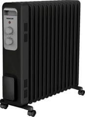 Sencor SOH 3313BK olejový radiátor