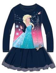 Disney by Arnetta dekliška obleka Frozen
