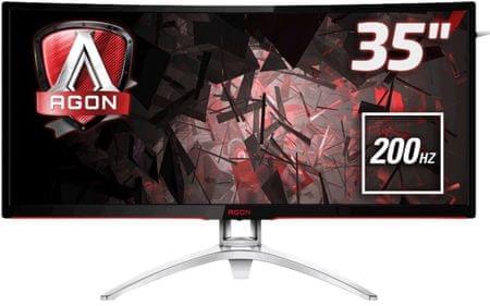 AOC gaming monitor Agon AG352Qcx MVA