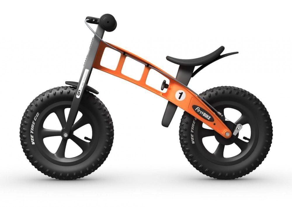 First Bike Limited Edition oranžové