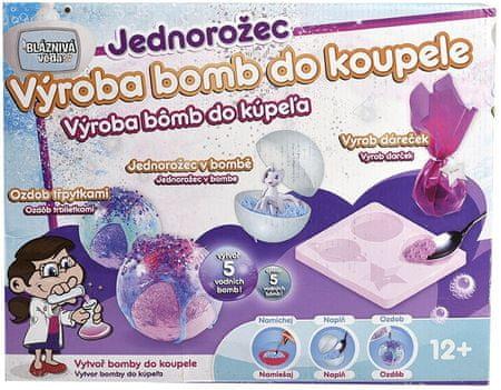 Mac Toys Výroba bomb do koupele