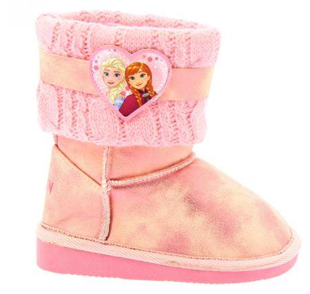 Disney by Arnetta dekliški škornji Frozen, 24, roza
