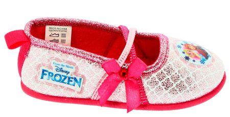 Disney by Arnetta dekliški copati Frozen, 23, roza