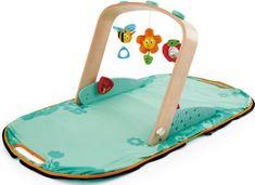 Hape przenośna poduszka z zabawkami Baby