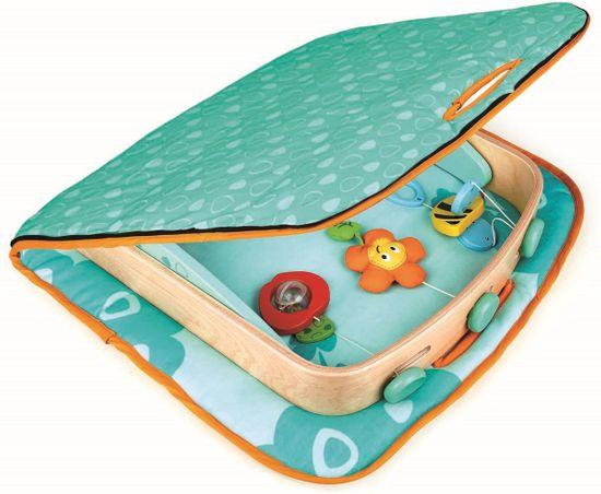 Hape Hordozható baby játszószőnyeg