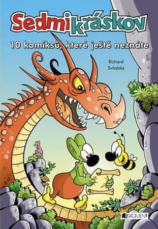 Svitalský Richard: Sedmikráskov - 10 komiksů, které ještě neznáte