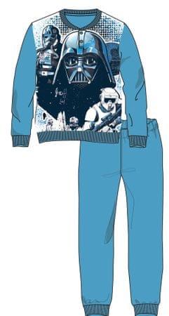 Disney by Arnetta fantovska pižama Star Wars, 152, modra