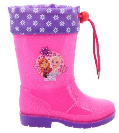 Disney by Arnetta lány csizma Frozen 26 rózsaszín
