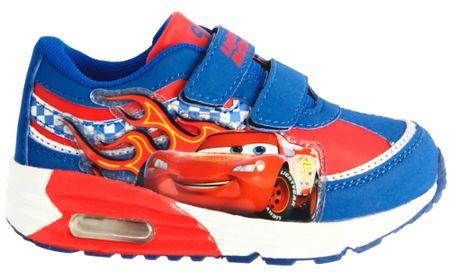 Disney by Arnetta fantovske superge Cars, 24, modre