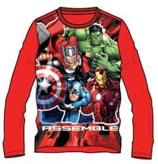 Disney by Arnetta chlapecké tričko Avengers
