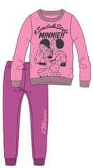 Disney by Arnetta dievčenská tepláková súprava Minnie