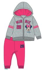Disney by Arnetta dívčí tepláková souprava Minnie
