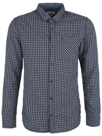 Q/S designed by koszula męska L niebieska