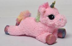 Mac Toys Jednorožec duhový růžový