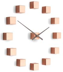 Future Time Falra ragasztható dizájn óra FT3000CO Cubic copper