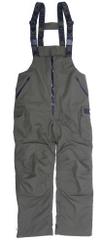 Fox Kalhoty Chunk 10K Khaki Salopettes