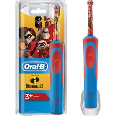 Oral-B otroška zobna ščetka Vitality Incredibles 2