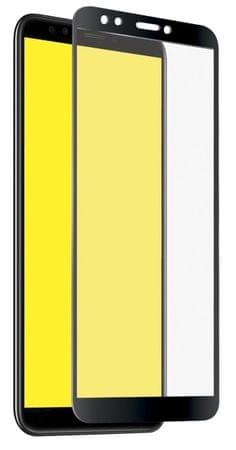 SBS zaščitno steklo Full Cover za Huawei Y7 2018, črno