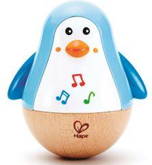 Hape pingvin, glazbeni, ljuljajući