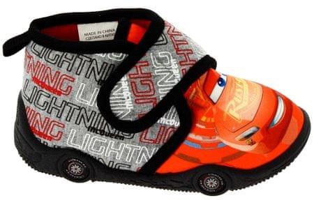 Disney by Arnetta chlapecké bačkůrky Cars 20 sivá