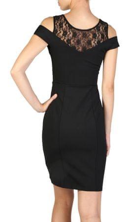 Guess női ruha S fekete  ebe657ee12