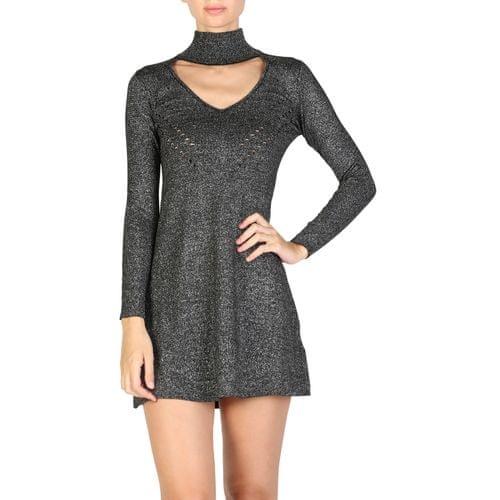 e259d303f3 Guess női ruha L fekete | MALL.HU