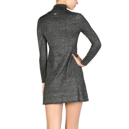 Guess női ruha L fekete  dcaa4dde0a