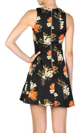 Guess dámské šaty XS černá  0c9950f50a