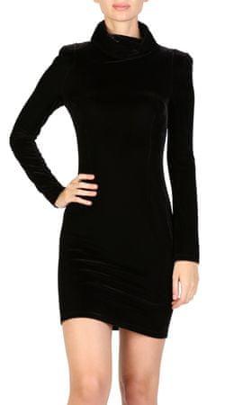 Guess ženska obleka, črna, XS