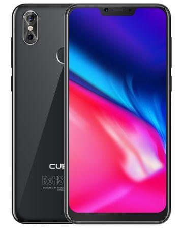 Cubot P20 4GB/64GB, Dual SIM, LTE, černý