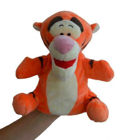 Disney ročna lutka Medvedek Pu - Tiger