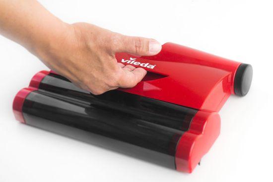 Vileda baterijsko omelo Quick&Clean - Odprta embalaža