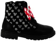 Disney by Arnetta dívčí kotníčkové boty Minnie
