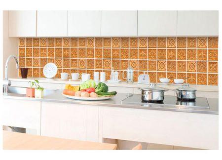 Dimex Fototapeta do kuchyne KI-350-080 Žulové dlaždice 60 x 350 cm