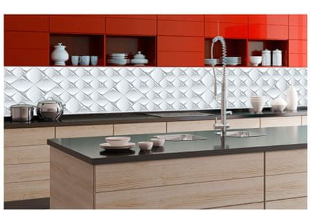 Dimex Fototapeta do kuchyne KI-350-095 3D obklad 60 x 350 cm