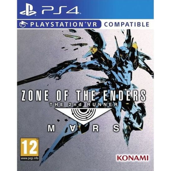 Zone of the Enders: The 2nd Runner – Mars (PS4)